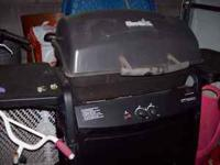 gas grill without tank. asking 20.00. please contact .