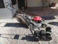 MW Gas Lawn Edger/Trimmer In great working order.