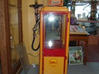 1930's -1940's time Vintage Gas Pump. Wayne Gas Pump -