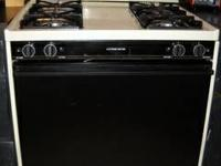 Gas Range for sale Tappan self cleaning oven. Asking