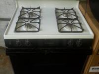 by frigidaire bright white Electronic ignite Heavy