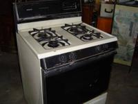I have for sale a Gas Stove by Magic Chef. All 4