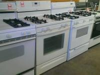 Gas stoves in stock! Restricted supply, while they last