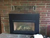 We are remodeling our fireplace and have a propane gas