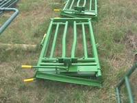 Green Gates ; 4 ft for $ 60 ; 6 ft for $ 65 ; 8 ft for