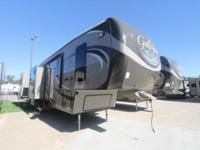 Gateway 3650 5th Wheel with a bunkhouse by Heartland -5