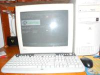 Gateway computer, has windows XP ,547 MHZ, 384 MB of