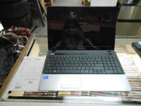 WE HAVE FOR SALE A GATEWAY NE56R310 LAPTOP COMPUTER