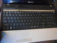 Marketing made use of Gateway NV59C57U laptop
