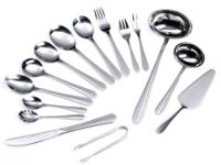 Includes 12 Dinner Forks,12 Dinner Knives,12 Table