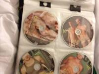 Have 250 mixed dvd for sale $1 Mostly gay, some