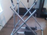 Nice work out machine for all around toning, in good