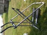 gazelle freestyle elliptical great condition - barely