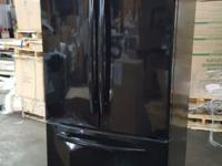 BRAND NEW NEVER USED Your GE 22.7 cu. ft. French Door