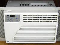 GE 6000 BTU A/C Window Unit, very good condition, Can
