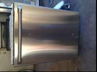Used GE Cafe Quiet Power 6 dishwasher. Stainless steel.