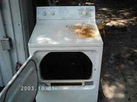 I HAVE FOR SALE A GE DRYER FOR SALE . THE DRYER HAS A