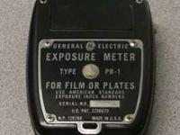 I have a vintage exposure meter w/leather case. It