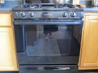 GE all gas range oven and dishwasher for sale (1