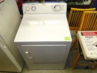 GE General Electric Clothes Dryer 220v Nice Shape Works
