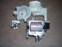 GE KENMORE HOTPOINT dishwasher pump/motor WD26X10013