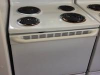 "GE 30"" Stove / Range in EXCELLENT condition. $175. Self"