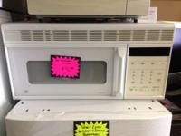 This is a General Electric Spacemaker Microwave. It is