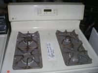Excellent opportunity to own a GE Spectra Gas Stove