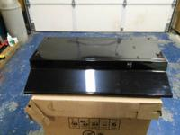 "Never used  30"" Under Cabinet Range Hood with"