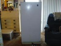 WE HAVE A USED 10.1 CUBIC FT. FREEZER FOR SALE. 54 1/4