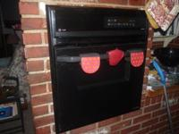 "Buy both for $450 GE Profile 27"" Electric Convection"