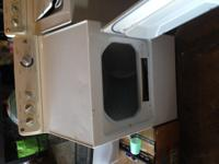 Selling our matching GE washer and dryer. Both a couple