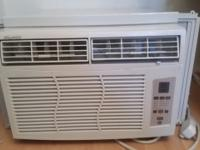 We are selling a 1 year old GE window air conditioner,