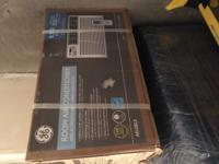 GE Room Air Conditioner brand new, still in the