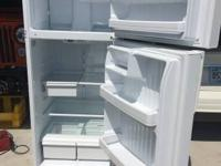 we have a refrigerator for sale. in outstanding