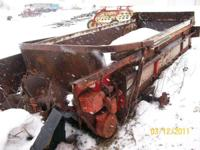 have some used parts on old gehl 250 spreader. have 4