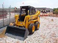 Gehl 80 hp turbo charged skidsteer , 1700 hrs, ready to