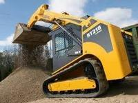 GEHL RT210 COMPACT TRACK LOADER For SaleYANMAR 72 HP,