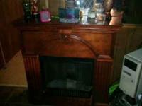 I have a nice gel fireplace that is in good condition