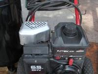 Generac 627H 2700psi 6.5HP Pressure Washer with Hose