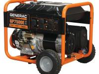 The Generac GP7500E 7500-Watt Gasoline powered portable