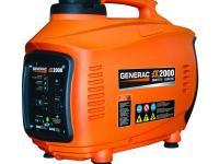 With the Generac iX Series 2,000-Watt Inverter