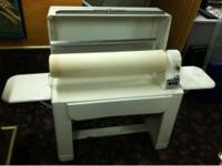 General Electric AR20 rotary ironer. $75.00 + tax.