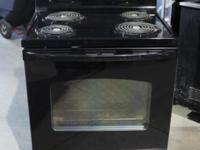 GE Electric Range - New Never Used Retail 500.00 - Come