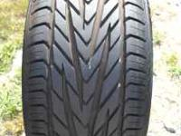 General Exclaim - 255/40/ZR18 - 1 tire tread depth