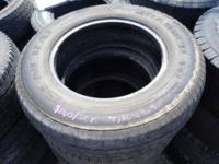 General Grabber Tires Set of 5 Load Range E