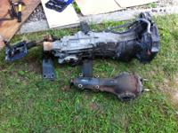 muncie m21 close ratio 4 speed transmission complete