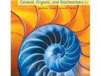 Inroduction to general organic and Biochemistry 9th ed.