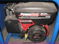This is a powerback 3000 watt generator that works, it