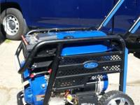 Brand new Ford generator 0 hours gasoline electric and